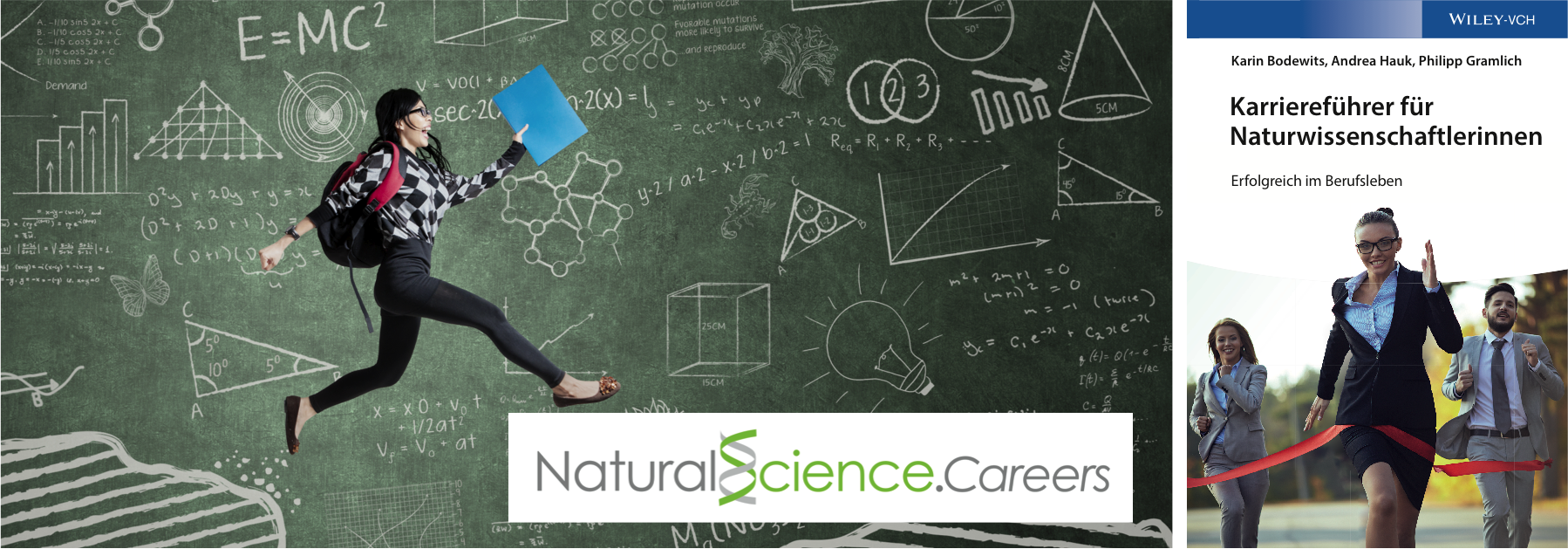 Example CV and cover letters for scientists- NaturalScience.Careers